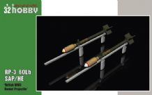 Special Hobby 1/32 Model Kit 32075 British WWII Rockets for Hawker Typhoon etc